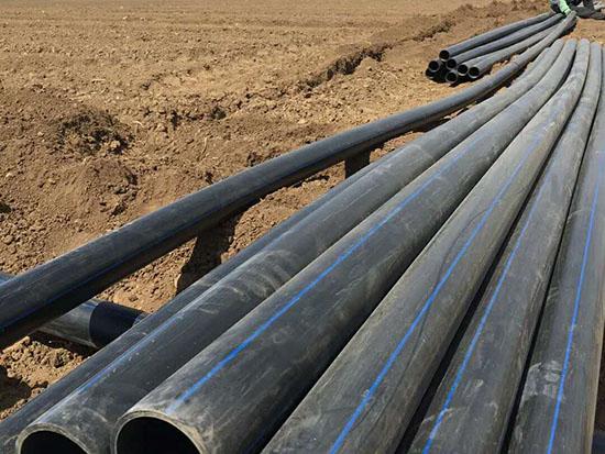 宜川县第一批中央农田水利建设资金项目PE管材采购